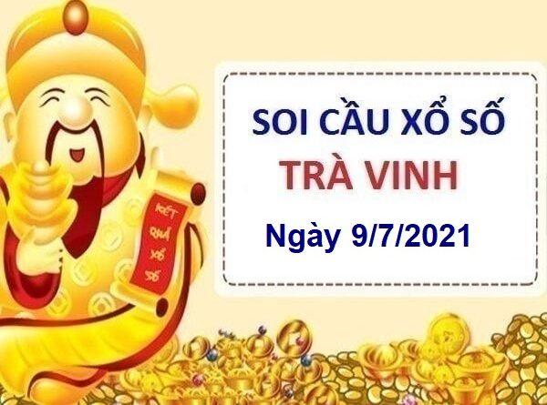 Soi cầu XSTV ngày 9/7/2021