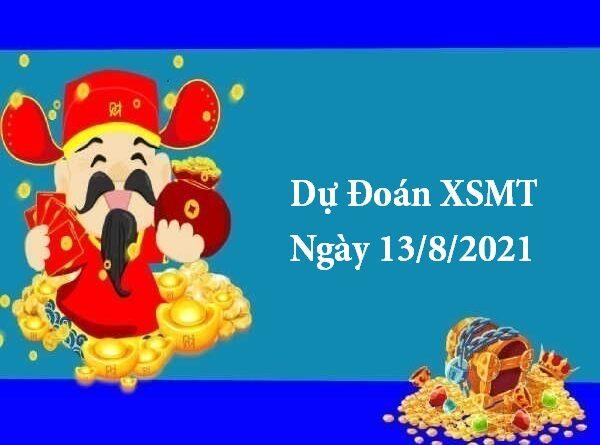 Dự Đoán XSMT 13/8/2021