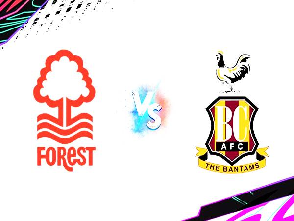 Soi kèo Nottingham vs Bradford City, 01h45 ngày 12/08, Cup Liên Đoàn