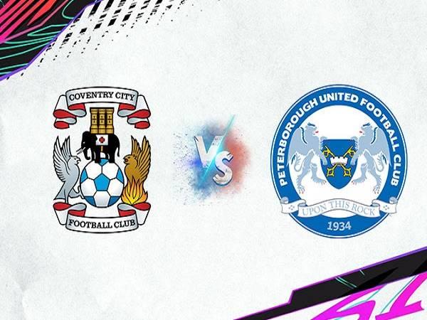 Soi kèo Coventry vs Peterborough – 01h45 25/09, Hạng Nhất Anh
