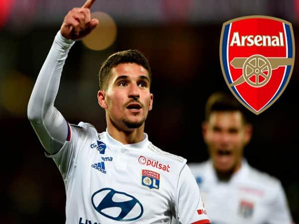 Arsenal hết hy vọng sở hữuAouar