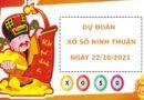 Soi cầu dự đoán xổ số Ninh Thuận 22/10/2021 chuẩn xác